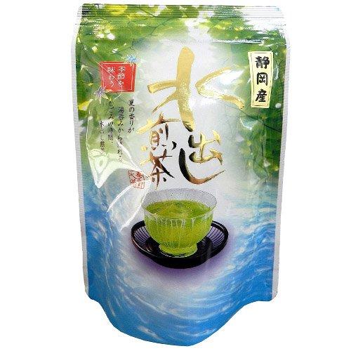 静岡産水出し煎茶ティーバッグ 5gX30