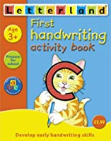 First Handwriting Activity Book (Letterland Activity Books S.)