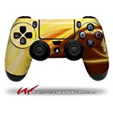 Mystic Vortex Yellow - Decal Style Wrap Skin fits Sony PS4 Dualshock Controller (CONTROLLER NOT INCLUDED) by WraptorSkinz [並行輸入品]