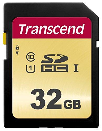 Transcend SDHCカード 32GB MLC UHS...