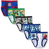 Marvel Boys Avengers 5pk Underwear Briefs - Multi