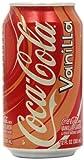 コカコーラバニラ 12 355ml (24 パック) Coca Cola Vanilla 12oz 355ml (Pack of 24)