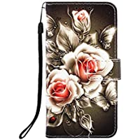 NEXCURIO iPhone6S / iPhone6 ケース 手帳型 PU レザーケース 耐衝撃 カード収納 スタンド機能 マグネット式 アイフォン6S / 6 ケース 携帯カバー おしゃれ - NEYBO450006 N6