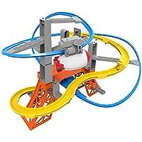baynne子トラックDIY 3d ElectricトラックwithミュージックライトCartoon Railcar Toy