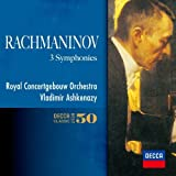 ラフマニノフ:交響曲全集 画像