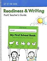 Get Set for School: Readiness & Writing Pre-K Teacher's Guide (Handwriting Without Tears) [並行輸入品]