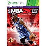 NBA 2K15 Xbox 360 2k 15 2015 Basketball Game English, French, German, Italian, Japanese, Spanish, Traditional Chinese Language [Region Free Multi-language Edition] [並行輸入品]