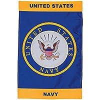 Dans le vent Bleu marine américaine Crest 12