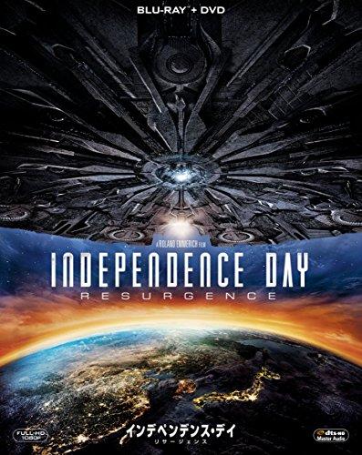 インデペンデンス・デイ:リサージェンス 2枚組ブルーレイ&DVD (初回生産限定) [Blu-ray]の詳細を見る