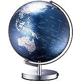 ナカバヤシ ライティングアース 光る地球型オブジェ 球径30cm ブルー LE-30-BL