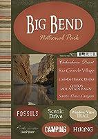 Big Bend国立公園スクラップブックステッカー( 18787)