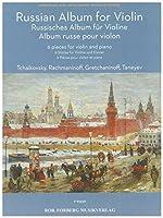 Violin: Russian Album for Violin