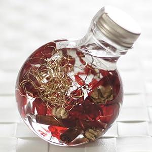 ハーバリウム 丸ボトル (ボルドー)の関連商品2
