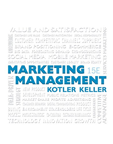 Download Marketing Management Plus MyLab Marketing with Pearson eText -- Access Card Package (15th Edition) 0134058496
