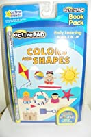 Active Minds Colors & Shapes Early Learning by Active Minds [並行輸入品]