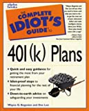 Best 401kの洋書 - The Complete Idiot's Guide to 401K Plans Review