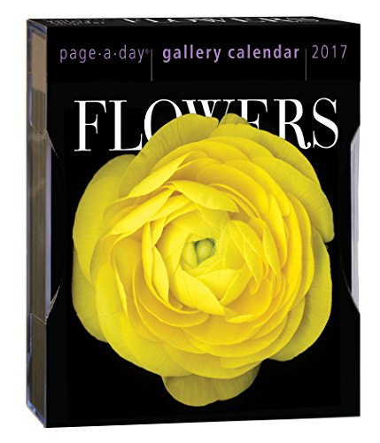 Flowers Gallery 2017 Calendar