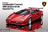 青島文化教材社 1/24 スーパーカーシリーズ No.18 ランボルギーニ カウンタック 5000QV 1988 プラモデル
