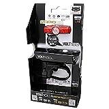 CATEYE(キャットアイ) VOLT100+RAPID mini(ボルト100+ラピッドミニ) フロント&リアライトセット