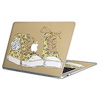 MacBook Pro 15 インチ (Late2016 ~ ) 専用スキンシール マックブック 15inch 15インチ Mac Book Pro マックブック プロ ノートブック ノートパソコン カバー ケース フィルム ステッカー アクセサリー 保護 ジャンル 靴 おしゃれ ファッション 011042