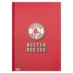 メジャーリーグベースボールシリーズ ソフトラインノート レッドソックス