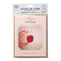 マークス スタンドカード ましかくフォトコレクション ピンク SQP-GC01-PK