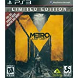 Metro Last Light Limited Edition (輸入版:アジア) - PS3