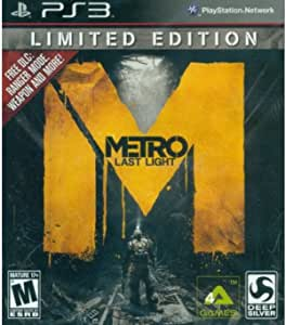 Metro Last Light Limited Edition (輸入版:アジア) - PS3