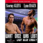 What Once Was Lost [Lady Blue Crew 7] (Siren Publishing Classic ManLove)