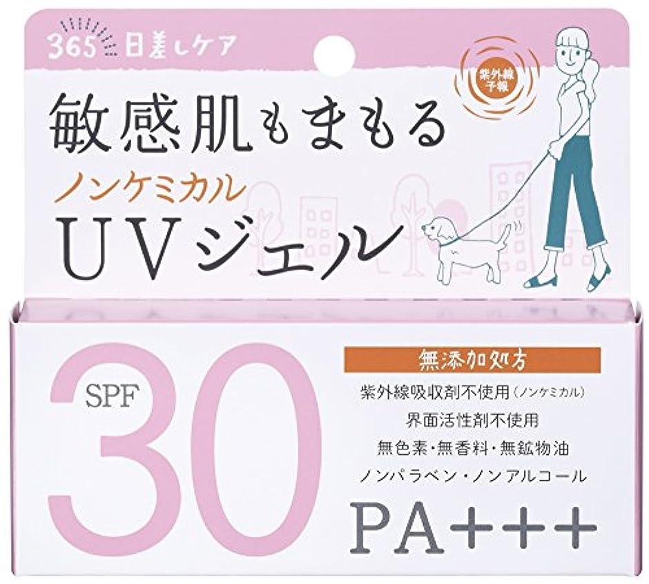 束立法始める紫外線予報 ノンケミカルUVジェルN 65g