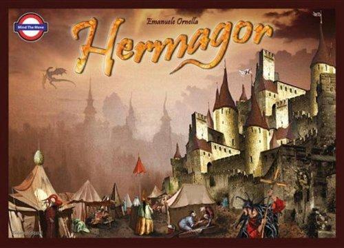Hermagor Cardboard Game