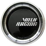 【RAYS(レイズ)】 センターキャップセット GT2 VOLK RACINGロゴ・ハイタイプ(HI) 4個セット 61000000000VH