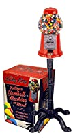 King Gumball Machine W/Stand & Free Gumballs Included 。