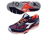 ディアドラ(DIADORA) テニスシューズ スピードプロ EVO AG 160537-3141 3141:ネイビー×レッドFL 25.5