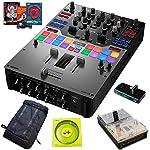 Pioneer DJ パイオニアディージェイ DJM-S9-S+持ち運び用キャリングバックパック+アクセサリーの7点セット