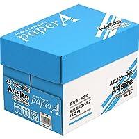 アピカ コピー用紙 ペーパーA PA-A4 A4判1箱(500枚×5冊)
