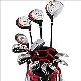 ワールドイーグル X7-im メンズ ゴルフ クラブ フルセット 右用 フレックスR X7im-MRH-R