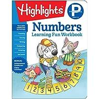 Preschool Numbers (Highlights(TM) Learning Fun Workbooks)