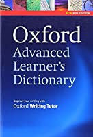 Oxford Advanced Learner's Dictionary: With Oxford Writing Tutor (Oxford Advanced Learner's Dictionary, 8th Edition)