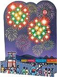 サンリオ(Sanrio) サマーカード 花火と夏祭り JSP 63-1 S 4263
