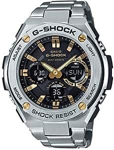 [カシオ]CASIO 腕時計 G-SHOCK G-STEEL 世界6局対応電波ソーラー GST-W110D-1A9JF メンズ