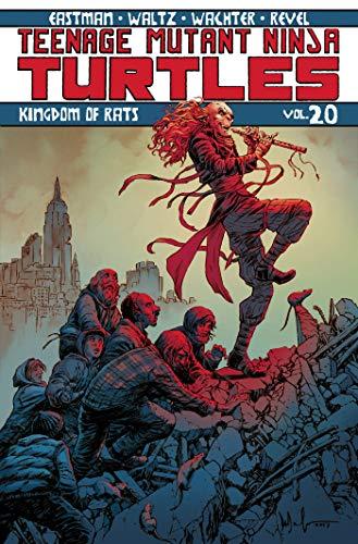 Teenage Mutant Ninja Turtles Volume 20: Kingdom of...