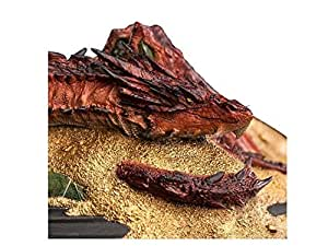 Smaug King Under The Mountain Statue The Hobbit Statues, Busts & Environments [並行輸入品]