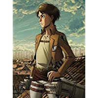 TVアニメ「進撃の巨人」 Season 3 第4巻 (初回限定版) [DVD]