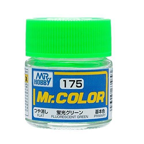 Mr.カラー 蛍光グリーン 10ml C175