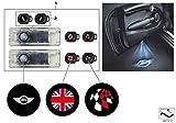 BMW MINI 純正 Car Accessories MINI LED ドア プロジェクター MINIロゴ