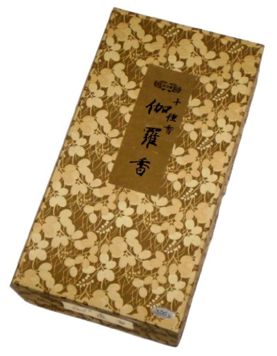 図ペインギリック大理石玉初堂のお香 伽羅香 500g #531