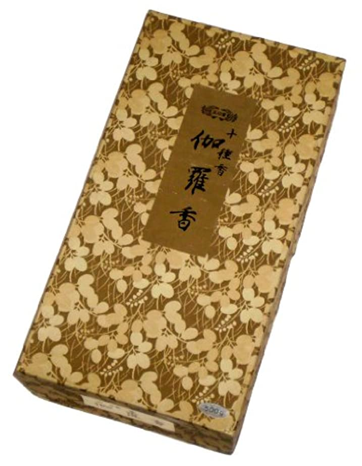 バーガータップクロス玉初堂のお香 伽羅香 500g #531