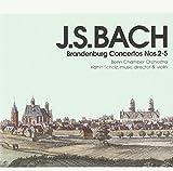 バッハ:ブランデンブルク協奏曲 第2-5番