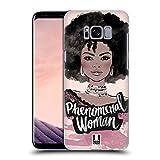 Head Case Designs フェノメナル・ウーマン アフリカン フェミニズム ハードバックケース Samsung Galaxy S8